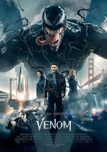 Film Poster: VENOM