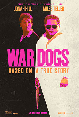 Film Poster: War Dogs