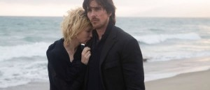 Christian Bale and Cate Blanchett in Terrence Malick's Knight of Cups