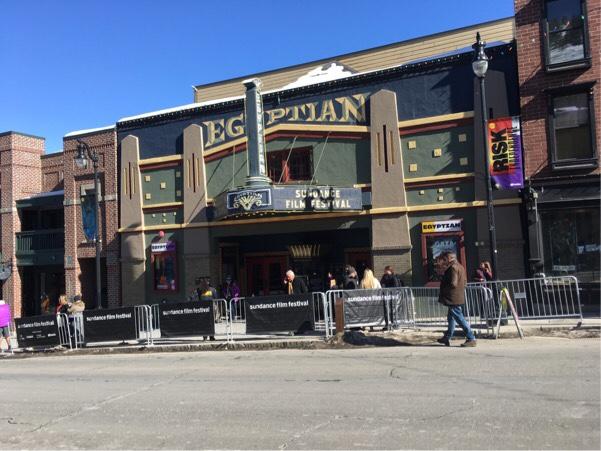 Egyptian Theatre - Park City, Utah