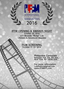 IFFM Opening and Awards Night