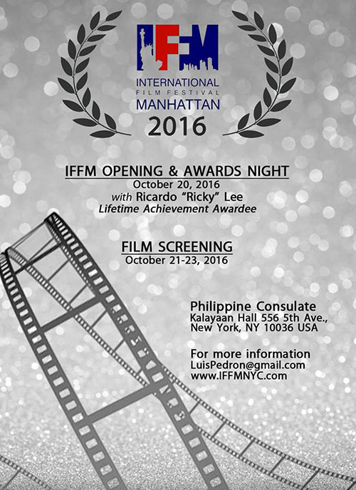 IFFM Opening and Awards Night