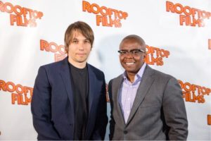 2018 Rooftop Films Gala - Sean Baker and Yance Ford
