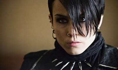 Image from THE GIRL WITH THE DRAGON TATTOO