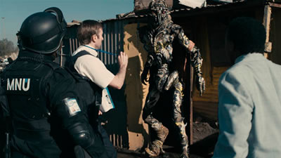 Image from DISTRICT 9