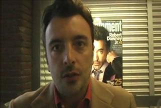 Director Rupert Murray