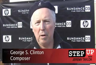 Composer George S. Clinton