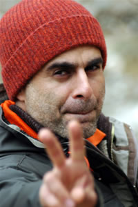Filmmaker Bahman Ghobadi