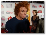CineVegas11 - FFT Photo Coverage -- Mr. Carrot Top