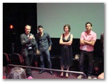 CineVegas11 - FFT Photo Coverage -- Director DAVID BARKER AND CAST OF DAYLIGHT