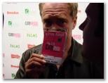CineVegas11 - FFT Photo Coverage -- TELLER(OF PENN & TELLER)
