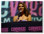 CineVegas11 - FFT Photo Coverage -- NBC'S MARIA MENOUNOS