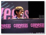 CineVegas11 - FFT Photo Coverage -- Director Jeff Mizushima of Etienne