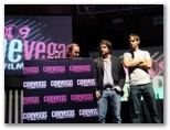 CineVegas11 - FFT Photo Coverage -- Director Kyle Alvarez(middle) of Easier With Practice