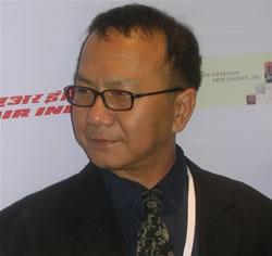 Festival Director Somi Roy
