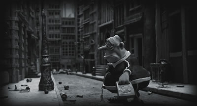 Image from MARY AND MAX