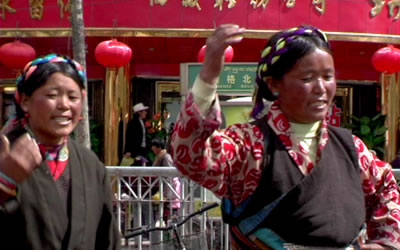 Image from TIBET IN SONG