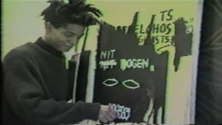 Image from JEAN-MICHEL BASQUIAT: THE RADIANT CHILD