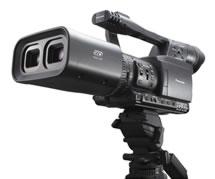 Full HD 3D Camcorder - Panasonic