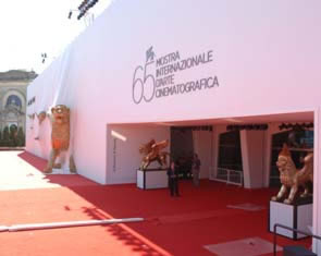 The Palazzo del Cinema is the main facility of the Venice Film Festival. It was inaugurated in 1937 and enlarged in 1952.