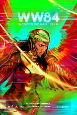 Film Poster: WONDER WOMAN 1984